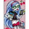 CADERNO MONSTER HIGH 96 FOLHAS PEQ MOD3