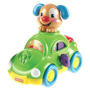 Fisher-Price-Carro-do-Cachorrinho-Aprender-e-Brincar---Matte