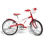 Bicicleta-Hello-Kitty-Aro-20-Vermelha-e-Branca---Caloi