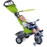 Carrinho-Smart-Trike-Reclinavel-Verde---Dican