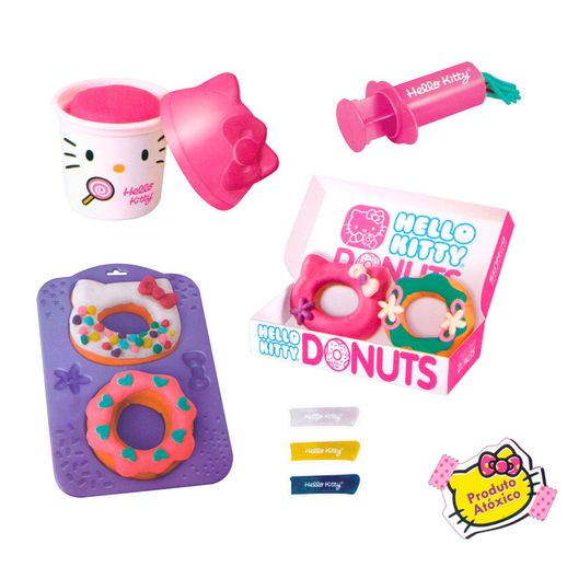 Hello-Kitty-Donuts-Massinha