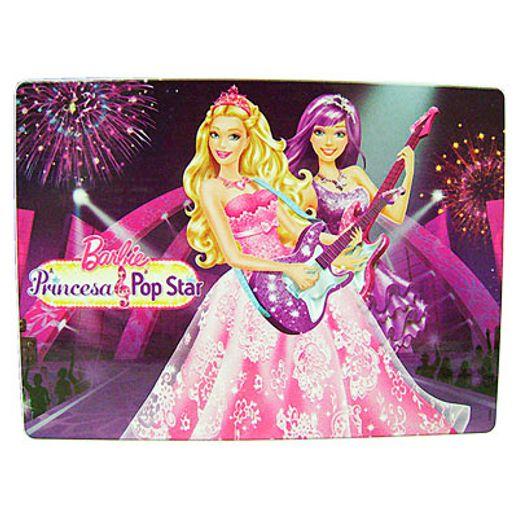 Quebra Cabe  A Barbie A Princesa E A Pop Star 100 Pe  As   Mattel