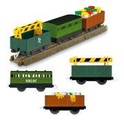 Thoma---Friends-Vagoes-Trackmaster---Mattel-