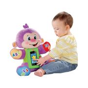 Macaco-Interativo---Fisher-Price