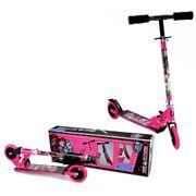 Patinete de Alumínio Monster High Chocante - Astro Toys