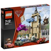8639-LEGO-Carros-2-Saida-Explosiva-de-Big-Bentley