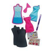 Barbie-Kit-Refil-Vestidos-Verde-e-Rosa