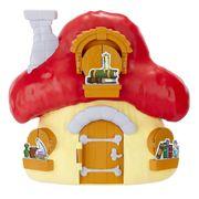 Smurf-Casa-de-Cogumelo-Vermelha-Papai-Smurf