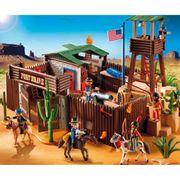 Playmobil-Western-Forte-Velho-Oeste