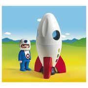 Playmobil-1-2-3-Foguete