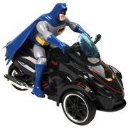 Triciclo do Batman Rádio Controle 7 Funções - Candide
