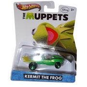 Hot-Wheels-Car-Ent-Muppets---Kermit-The-Frog