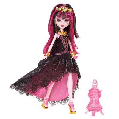 Boneca Monster High 13 Wishes Festa Draculaura - Mattel