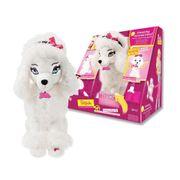 Barbie Pelúcia Poodle Sequin - Barão Toys