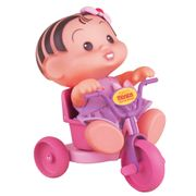 Boneca-Monica-Hora-de-Brincar-com-Triciclo---Multibrink