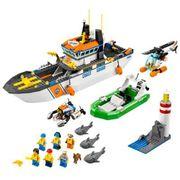 60014-LEGO-City-Patrulha-Costeira---Lego