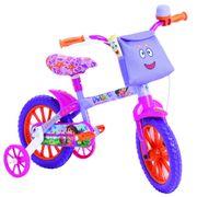 Bike Dora a Aventureira Aro 12 - Hércules