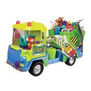 Lixo Pacote Caminhão de Entulho - DTC