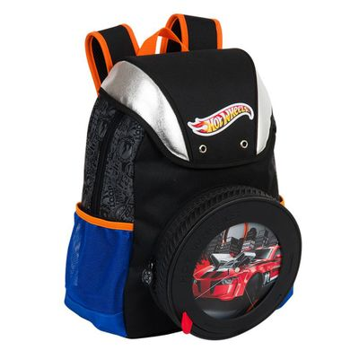 Mochila G Hot Wheels 14Z - Sestini