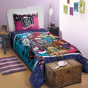 Colcha-Matelasse-Monster-High