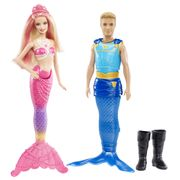 Barbie-Sereia-Casal
