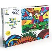 Puzzle-Copa-do-Mundo-da-Fifa-2014-by-Romero-Britto-2000-Pecas