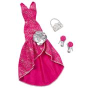 Barbie-Fashion-Fever-Vestido-Rosa-e-Prata