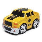 Mini-Car-Classic-Controle-Remoto-Picape-Amarela