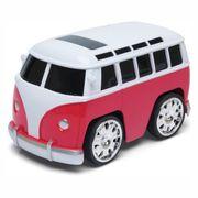 Mini-Car-Classic-Controle-Remoto-Kombi-Vermelha