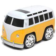 Mini-Car-Classic-Controle-Remoto-Kombi-Amarela