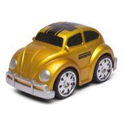 Mini-Car-Classic-Controle-Remoto-Fusca-Ouro