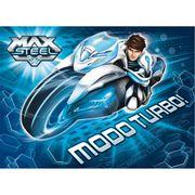 Quebra-cabeca-Max-Steel-Moto-100-Pecas