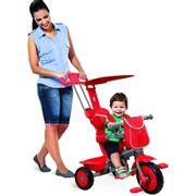 Triciclo-Passeio-Soft-Vermelho