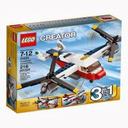 31020-LEGO-Creator-3-em-1-Aventuras-com-Aviao