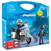 Playmobil-Maleta-Policial-com-Motocicleta