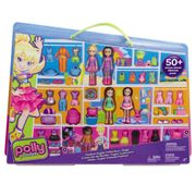 Polly-Pocket-5-Amigas-Super-Fashion---Mattel