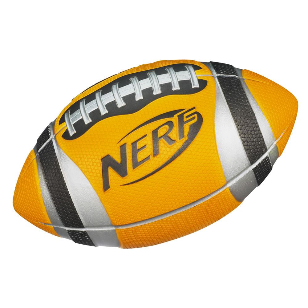 Nerf Sports Bola de Futebol Americano Laranja  6c84e38405eed