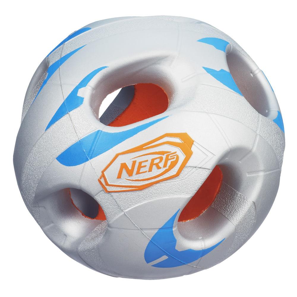 Nerf Sports Bola Bash Ball Prata  b6c46fb62e2a5