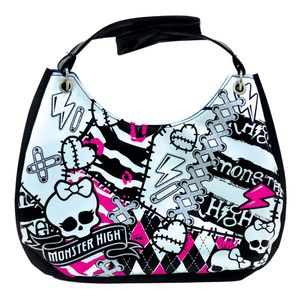 MONSTER-HIGH-BOLSA-SCARY-BAG-COM-CANETINHAS-E-STRASS-PARA-DECORAR