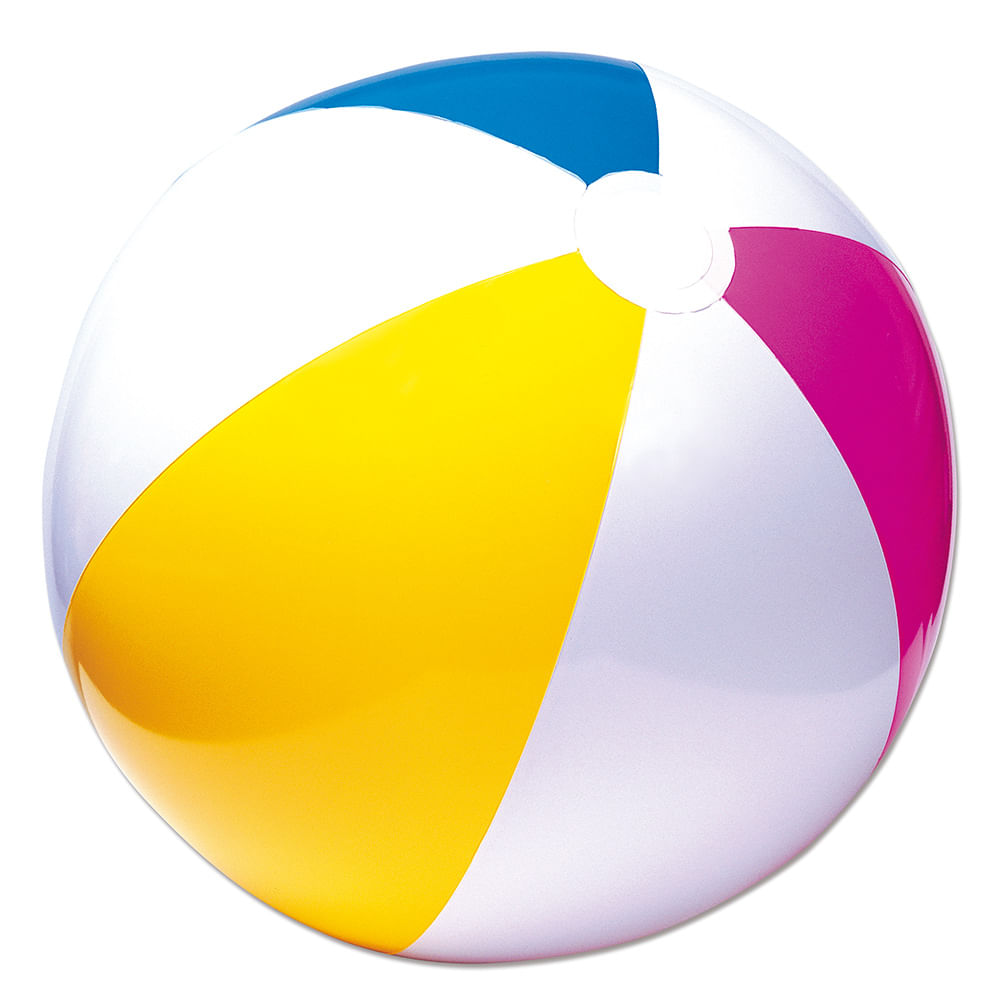 Bola de praia colorida toymania toymania bola de praia colorida intex thecheapjerseys Images