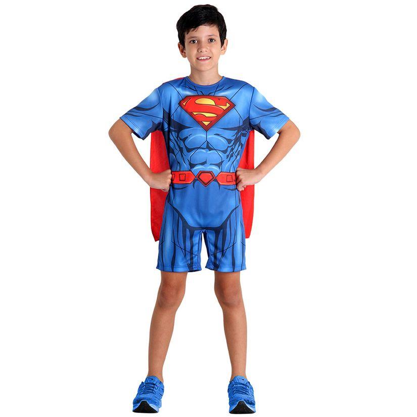 68cab63d2 Fantasia Super Homem Pop M - SulAmericana - Fantasia Super Homem Pop M -  Sulamericana