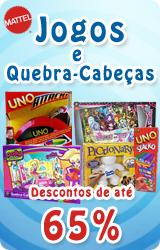 Banner Jogos Mattel