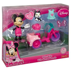 MICKEY-MOUSE-CLUBHOUSE-MINNIE-PASSEIO-DE-BICICLETA-EMBALAGEM