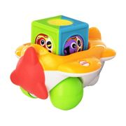 FISHER-PRICE-ROLLER-BLOCKS-AIRPLANE