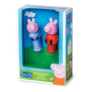 Dedoche-Peppa-Pig-e-George---Grow-