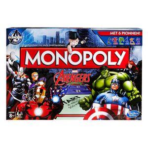Jogo-Monopoly-Avangers---Hasbro-