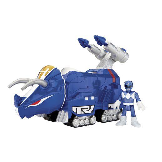 Imaginext-Power-Ranger-Zord-Rangers-Triceratops---Mattel-