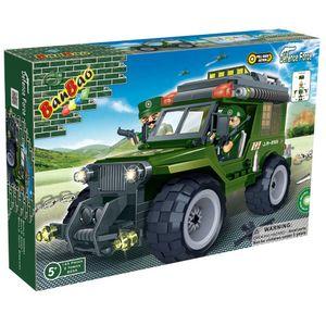 Jeep-Militar-Forca-Tatica-129-pecas---banbao
