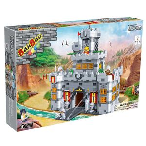 Castelo-Medieval-988-pecas---Banbao