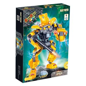 Robo-Fighter-Amarelo-215-pecas---banbao
